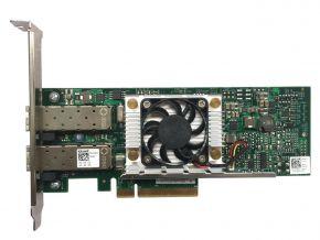 Dell Broadcom 57810S 2-port SFP+ 10GB Full Profile CNA 57810S, N20KJ, 0N20KJ