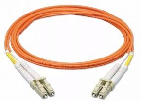 02R394, 2R394, Duplex, Fibre Optic, Cable, 50/125, LC-LC, 5m,