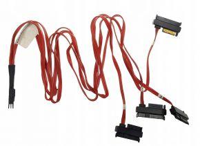 HP SFF-8087 to 4 Lane SAS/SATA Harddrive cable 487736-001