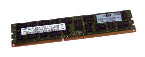 4GB 2Rx4 PC3-10600R DDR3-1333 ECC, Samsung / HP M393B5170GB0-CH9