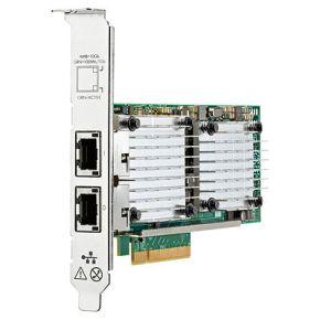 HP Ethernet 10Gb 2-port Full Profile 530T, 657128-001, 656594-001, 656596-B21, HSTNS-BN98