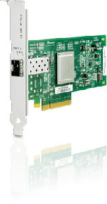 HP StorageWorks 81Q single-port 8GB Fibre Channel HBA FP AK344A, 584776-001, 489190-001