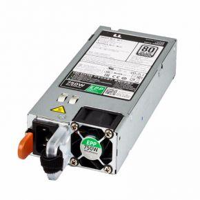 Dell 750W 80-Plus Platinum Power Supply P/N: PJMDN, 0PJMDN, E750E-S1, 700-013536-0300