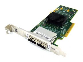 HP SC08e 6Gb SAS 2-port HBA P/N: 617824-001, 615242-001, 614988-B21