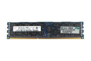672612-081, 16GB 2Rx4 PC3-12800R DDR3-1600 ECC, Hynix / HP HMT42GR7MFR4C-PB