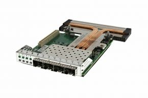 Dell Intel X710 4x SFP+ 10Gbps Daughter card P/N: 68M95, 068M95