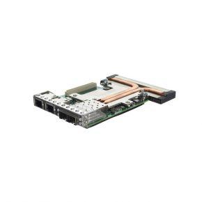 Dell Intel X710/i350 2x SFP+ 10Gbps, 2x RJ45 1Gbps Daughter card 6VDPG, 06VDPG