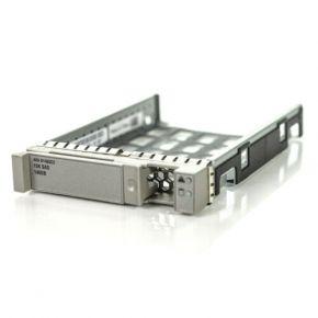 """Cisco UCS 2.5"""" Harddisk Bracket Used"""