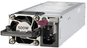 865398-001, 865399-101, HSTNS-PD40-1, DPS-500AB-31, 866729-001, 865408-B21, 500W HPE Flex Slot Power Supply