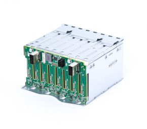 871388-001, 766957-001, 869825-001, 875096-001, 832305-002 HPE 8xSFF Drive Cage for DL380 Gen10