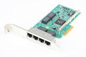 IBM Broadcom NetXtreme 4-port 1GB Full Profile NIC P/N: 90Y9355