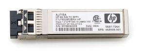 HP 8 Gbit/s SFP+ SR Tranceiver AJ718A, FTLF8528P3BNV-HP