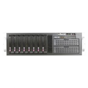 SuperMicro CSE-835 X9DRH-iTF
