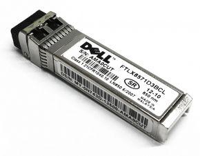 Finisar Dell 10 Gbit/s SFP+ SR Tranceiver FTLX8571D3BCL, N743D, 0N743D