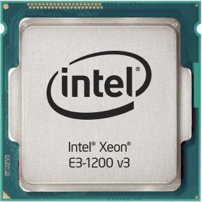Intel Xeon E3-1271 V3 - Quad Core - 3.60 GHz - 80W TDP, SR1R3