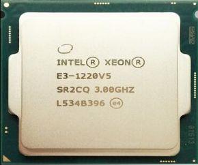 Intel Xeon E3-1220 v5 - Quad Core - 3.00 GHz - 80W TDP