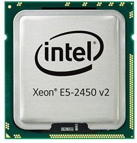 Intel Xeon E5-2450v2 - Eight Core - 2.50 Ghz - 95W TDP M1 SR1A9