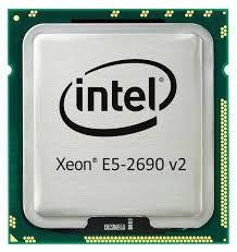 Intel Xeon E5-2690v2 - Ten Core - 3.00 Ghz - 130W TDP
