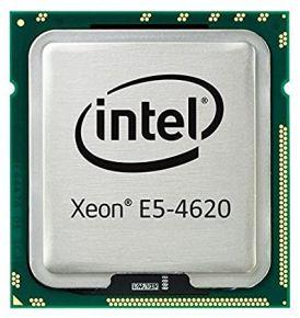Intel Xeon E5-4620 - Eight Core - 2.20 Ghz - 95W TDP