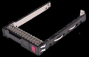 """HP 2.5"""" Gen8 Gen9 Gen10 Harddisk Bracket Used"""