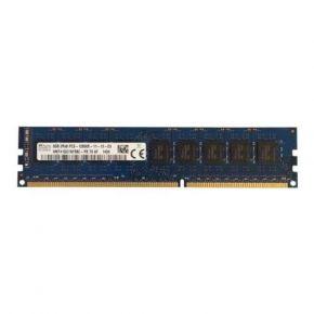 8GB, 2Rx8, PC3-12800E, DDR3-1600, ECC, Hynix, HP, HMT41GU7AFR8C-PB