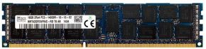 16GB 2Rx4 PC3-12800R DDR3-1600 ECC, Hynix / HP HMT42GR7AFR4C-PB 672612-001