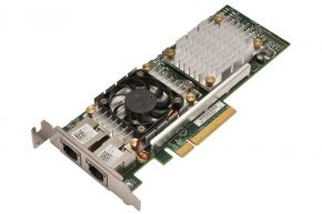 Dell Broadcom 57810S 2-port 10GB Low Profile NIC P/N: 57810S, HN10N, 0HN10N