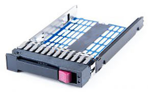 "HP 2.5"" G6 G7 Harddisk Bracket Used"