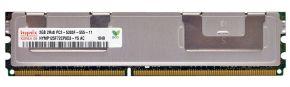 2GB 2Rx8 PC2-5300F DDR2-667 ECC, Hynix HYMP125F72CP8D3-Y5