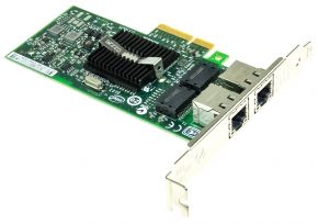 Intel PRO/1000 PT Dual Port Gigabit Ethernet controller