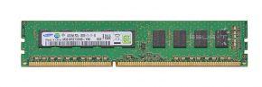 4GB 2Rx8 PC3L-12800E DDR3-16000 ECC, Samsung M391B5273DH0-YK0
