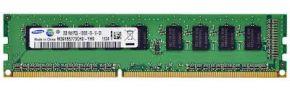 2GB 1Rx8 PC3L-10600E DDR3-1333 ECC, Samsung M391B5773CH0-YH9