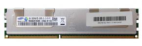 16GB 4Rx4 PC3-8500R DDR3-1066 ECC, Samsung / HP M393B2K70DM0-CF8Q8