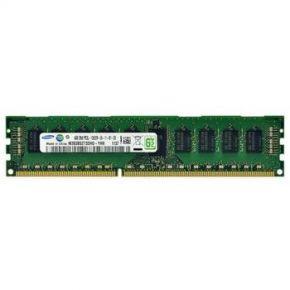 4GB 2Rx4 PC3-10600R DDR3-1333 ECC, Samsung M393B5170DZ1-CH9