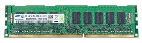 4GB 1Rx4 PC3L-10600R DDR3-1333 ECC, Samsung M393B5270DH0-YH9