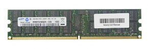 4GB 2Rx4 PC2-5300P DDR2-667 ECC, Samsung M393T5160QZA-CE6