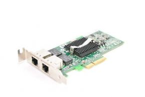 HP NC360T 2-port 1GB Server Adapter Low Profile P/N: 412648-B21, 412651-001, 412646-001