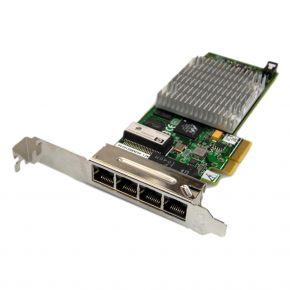 HP NC375T Quad-port 1Gb Ethernet Adapter HSTNS-BN50 FP