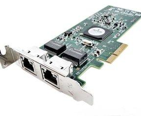 HP NC360T 2-port 1GB Server Adapter Low Profile P/N: 412648-B21, 412651-001, 412646-001