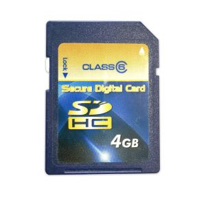 SD Card 4GB OEM