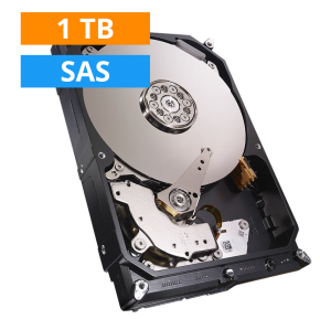 1TB Seagate HP Enterprise MB1000JVYZL, 3.5 inch SAS NIEUW