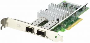 Intel X520-DA2 2-port 10GB SFP+ Full Profile CNA P/N: E10G42BTDA, X520-DA2