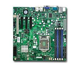 SuperMicro Mainboard X8SIL-F