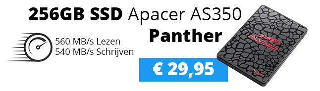 Apacer AS350 SSD